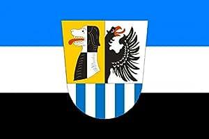 U24 Flagge Fahne Landkreis Neustadt-Bad Windesheim 90 x 150 cm