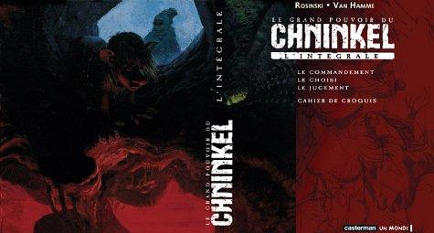 Le Grand Pouvoir du Chninkel, l'int�...