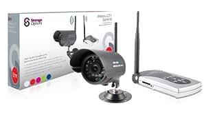 Storage Options 53318 Home Security & Surveillance System-Indoor/Outdoor Wireless CCTV Camera Starte (Old Version)
