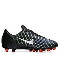 Nike 831944-013, Botas de Fútbol para Niños