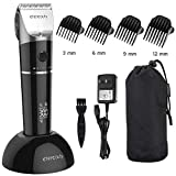 Hair Clippers for Men, ETEREAUTY Professional Cordless Hair Trimmers Rechargeable Hair Shaving Machine