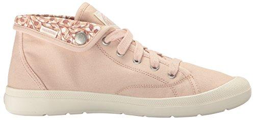 Palladium Damen Aventure Sneaker Pink (Rose Dust/Marshmallow/Tulip Print)