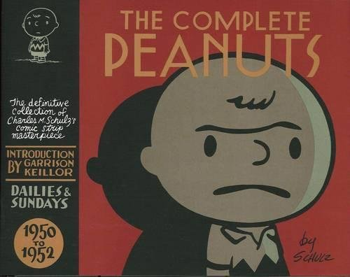 The Complete Peanuts Volume 01: 1950-1952