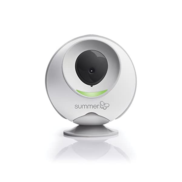 Summer Infant Liv Cam Baby Monitor Camera Summer Infant Free app with simple sync technology Stream live video audio directly to your smart phone or tablet without the need for wife or cellular service. Compatible with ios and android digital devices 1