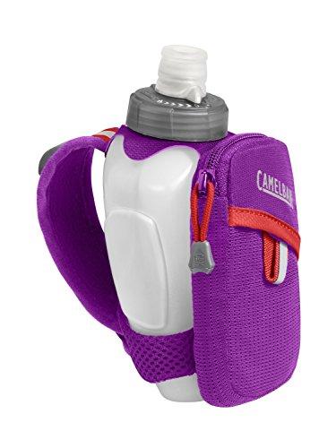 Camelbak Arc Quick Grip Lauf Fitness Flasche Walking inkl. Flasche Halterung, 6234 Lila