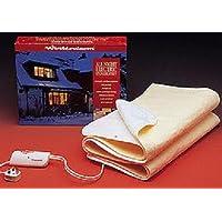Winterwarm SD/LE estándar doble manta manta eléctrica