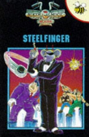 Biker Mice from Mars: Steelfinger (Biker Mice from Mars buzz books)