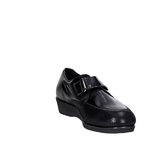 Sanagens 8126 006 Pantoufles Femme Noir