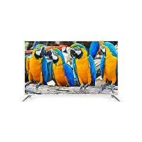 iLike 55 Inch 4K Ultra HD Curved Smart TV, Gold - IITU5580