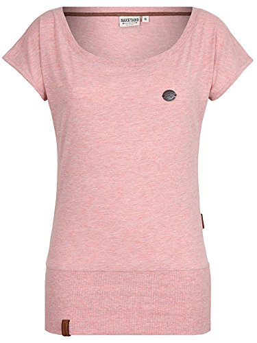 Naketano Female Shortsleeve Wolle X schmutzmuschi pink melang