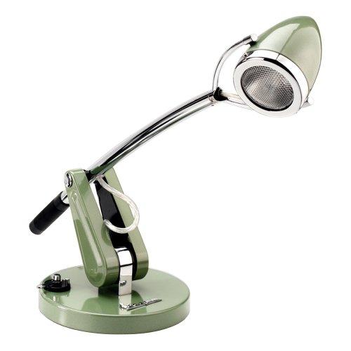 Preisvergleich Produktbild Tischlampe FORME VESPA Vintage, klein, grün, 570x170x470mm