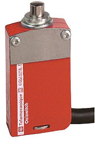 Schneider Electric xcsm4110l5limite Interruttore 4p 5m, Metallo 1-conduit 65x 31x 30mm in metallo pistone 2NC (Conduit Pistone)