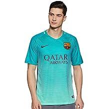 Nike FCB M Nk Dry Stad JSY SS 3R Camiseta Línea F.C. Barcelona 78f1fdfc2d7d4
