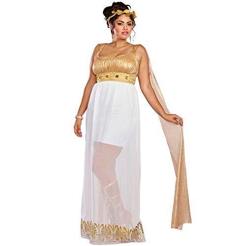 Dreamgirl 10688X Athena Kostüm, 2x große
