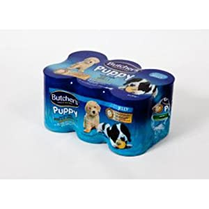 Butchers Puppy Variety Dog Food 24 X 400G from Monster Pet Supplies