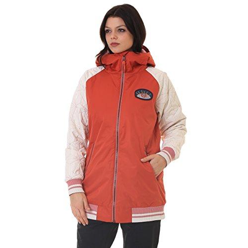 Damen Snowboard Jacke Burton Mossey Maze Jacke