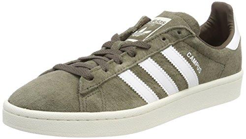 Adidas Campus Stitch and Turn, Zapatillas para Hombre, Negro (Core Black/Core Black/Footwear White), 40 2/3 EU