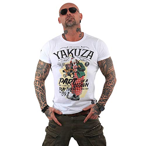 Yakuza Herren Clown T-Shirt -