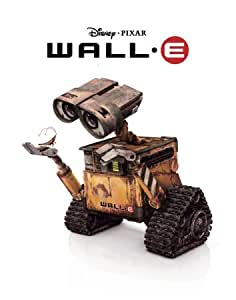 Reproduction d'art 'WALL-E: The Last Robot', Taille: 28 x 36 cm