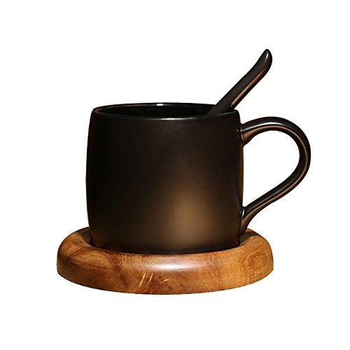 Kreativer Europäischer Luxusteesatz, Elfenbein-Porzellan-Keramischer Kaffee-Satz, FÜR Hochzeits-Dekoration Und Geschenk (Kaffee-tee-topf-satz)