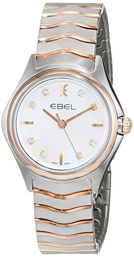 Ebel Damen-Armbanduhr 1216324