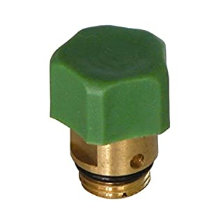 Sanitop-Wingenroth 141406Plug with Drain for Connector Socket and Angle Valve Brass 1/4inch
