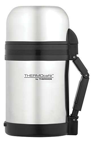 Thermos Thermocafé Multi Purpose Stainless Steel Flask, 800 Ml