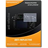 """2 x SWIDO® protecteur d'écran Panasonic Lumix DC-GH5 protection d'écran feuille """"AntiReflex"""" antireflets"""