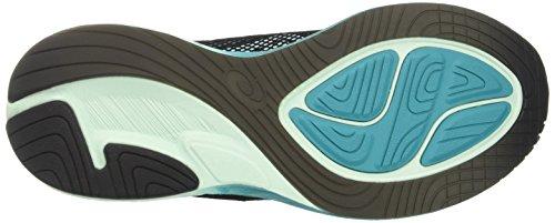 Asics Noosa Ff, Chaussures de Running Entrainement Femme Multicolore (Black/bay/viridian Green)