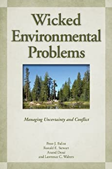 Wicked And Messy Environmentals Problems Environmental Sciences Essay
