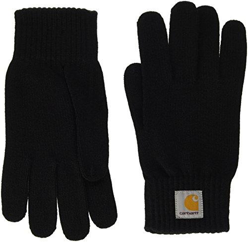 Carhartt Unisex Watch Gloves Schwarz (Black), M (Herstellergröße: M) - Carhartt Handschuh Schwarz