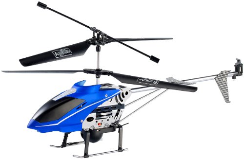 *Simulus 3,5-Kanal-Hubschrauber GH-306.Video mit FPV-Videoübertragung*