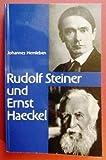 Rudolf Steiner und Ernst Haeckel