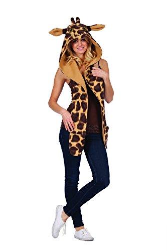 GEORGIE GIRAFFE SCATZ-ONE SIZE Georgie Giraffe