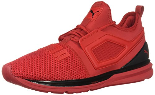 PUMA Herren Ignite Limitless Turnschuh, Ribbon Red Black, 40 EU