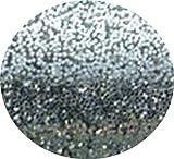 bastelkoerble® Glimmerpaint Unilversalfarbe - Textilfarbe 50ml - silber