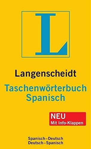 Langenscheidt Taschenwörterbuch Spanisch: Spanisch-Deutsch/Deutsch-Spanisch (Langenscheidt Taschenwörterbücher)