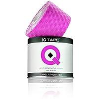 IQ Tape 5cm x 5m inkl. Anleitung und Fixierring (Pink) preisvergleich bei billige-tabletten.eu