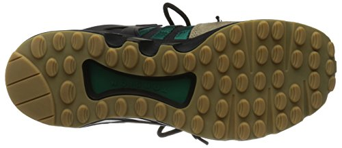 Adidas Equipment Running Support 93, core black/green earth/carbon Beige