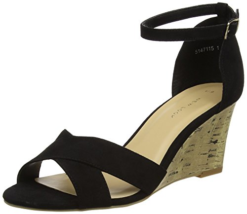 new-look-womens-puff-open-toe-heels-black-black-7-uk-40-eu
