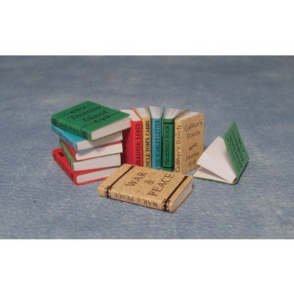Set of 12 Books