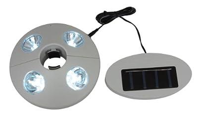 Näve LED- Solar- Sonnenschirmleuchte 5026816 von Naeve Leuchten GmbH auf Lampenhans.de