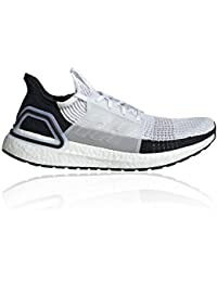 best website 93dd6 ab181 adidas Ultra Boost 19 White White Grey Two