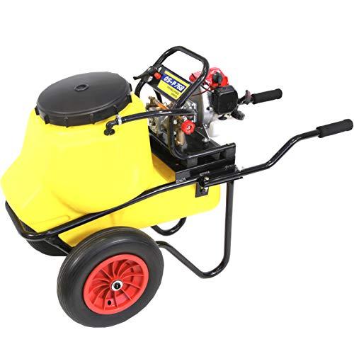 Carretilla para fumigar. Motor Honda GX35