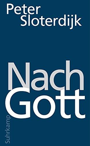 Nach Gott (suhrkamp taschenbuch)
