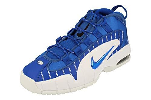 Nike Herren Air Max Penny Fitnessschuhe, Mehrfarbig Game Royal/White/Black 400, 44 EU -