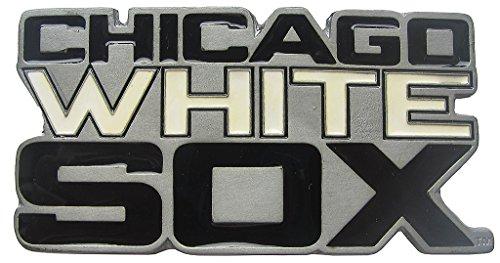 AGO WHITE SOX MLB Buckle USA (White Sox World Series)