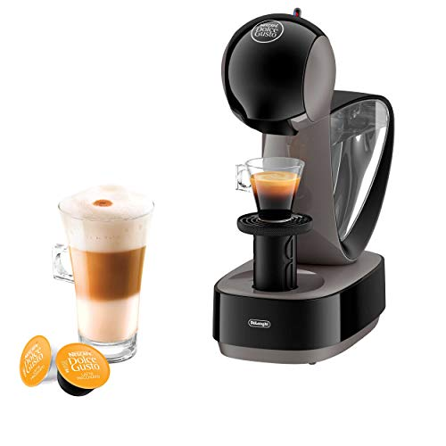 De'Longhi Dolce Gusto Infinissima | EDG260.G Kaffeekapselmaschine | Mehr als 30 Getränkevarianten |...