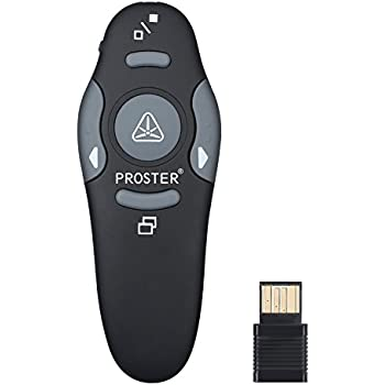Powerpoint Remote Control Presentation Clicker August