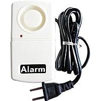 Morza Indicador LED de fallo de alimentación de Alarma 120db Inicio de Seguridad Automática Electricidad a Partir de Advertencia